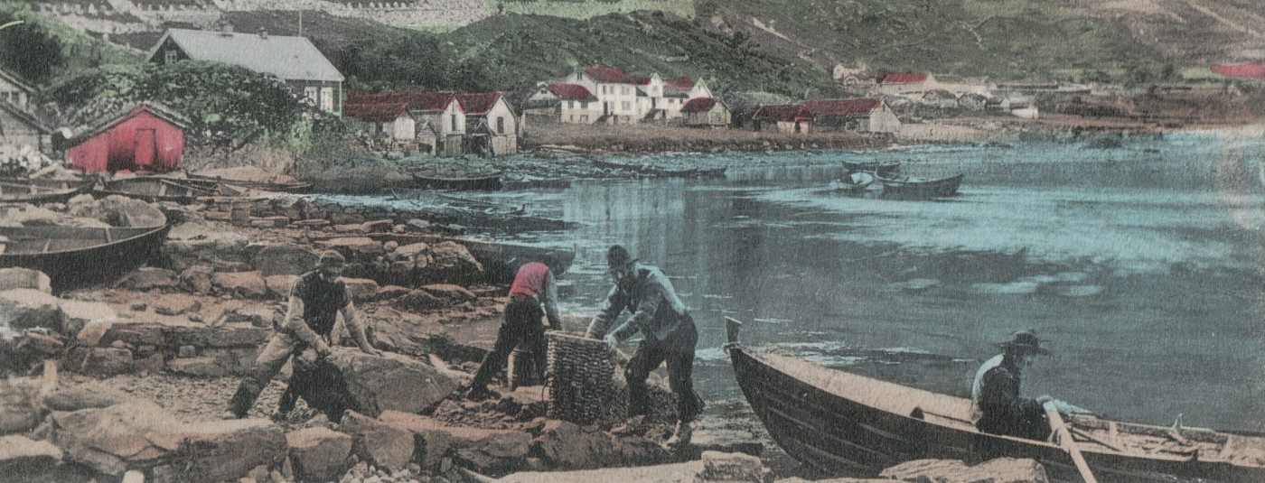 Genealogical research in Norway