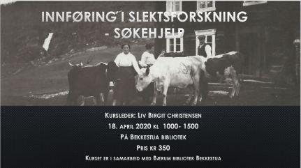 Bilde Innforing plakat